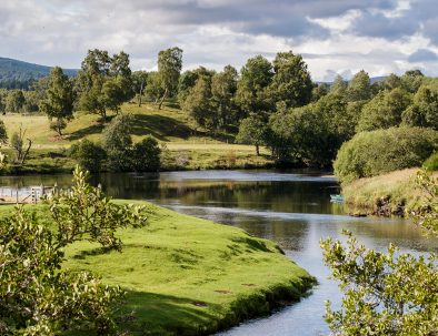 Self Catering Grantown On Spey - River Spey, Near Grantown On Spey and Tulach Ard Self Catering Guest Accommodation