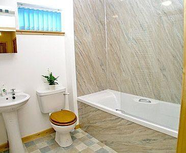 Tulach Ard, Bathroom