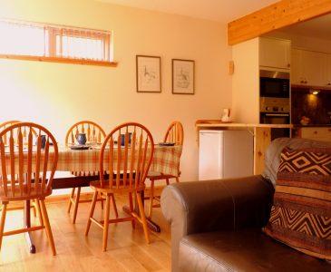 Tulach Ard, Dining Room