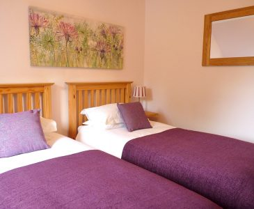 Tulach Ard, Bedrooms, Self Catering